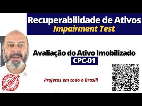 Impairment Test - como apurar Consultoria Empresarial Passivo Bancário Ativo Imobilizado Ativo Fixo