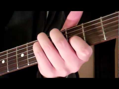 How To Play the A7-9 Chord On Guitar (A seventh minor ninth)