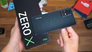Infinix Zero X Pro Unboxing!