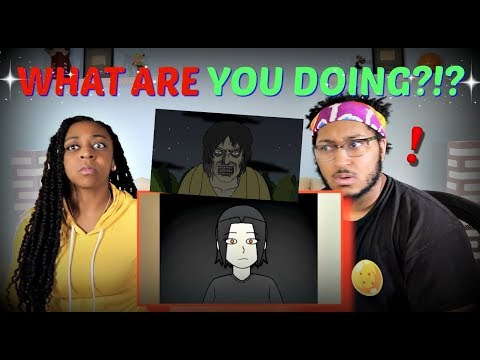 """Wansee Entertainment """"4 Horror Stories Animated"""" REACTION!!!"""