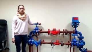 Изготовление водомерных узлов