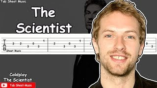 Coldplay - The Scientist Guitar Tutorial
