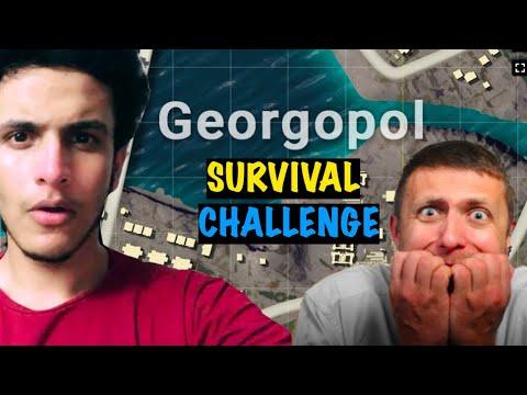 Georgopol Survival Challenge PUBG Mobile | Triggered Insaan