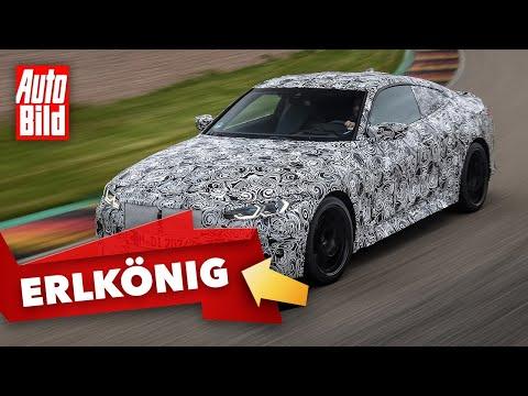 BMW M4 (2020): Prototyp - Test - Info