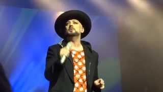 Boy George - Victims - 'Strange Romance' - Wales Millennium Centre Cardiff - 22-11-15