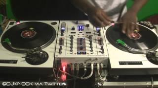 "Save my City Mix - DJ Knock ""The Blockrocka"""