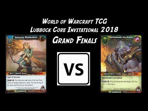 World of Warcraft TCG – Grand Finals – Lubbock Core Invitational 2018