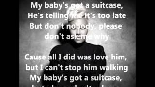 Suitcase Emeli Sandé Lyrics