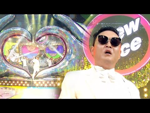 《Comeback Special》 PSY - NEW FACE @인기가요 Inkigayo 20170514