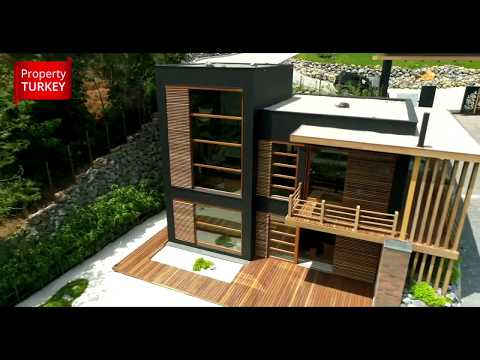 Stunning Forest villas for sale in Istanbul