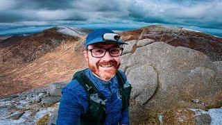 Running Bearnagh - Teaser #Shorts // DJI FPV Mountain Diving