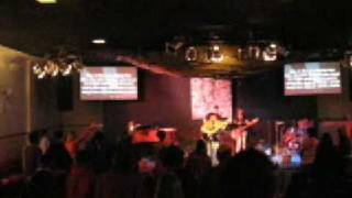 My Deliverer (Chris Tomlin), performed at Real Church 1-4-09, by RealBand