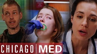 I Don't Want To Be Like My Dad! | Chicago Med