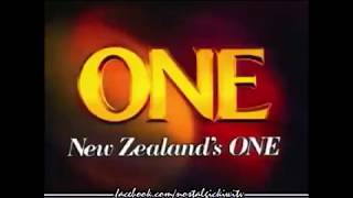 New Zealand National Anthem (TVNZ-TVONE OPENING)