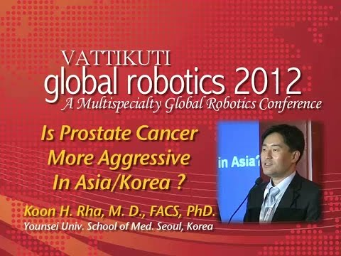 Is Prostate Cancer Aggressive in Asia and Korea
