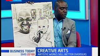 Young artists making headway