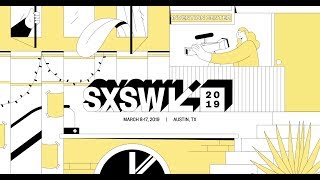 SXSW 2019 Documentary Films Title Sequence