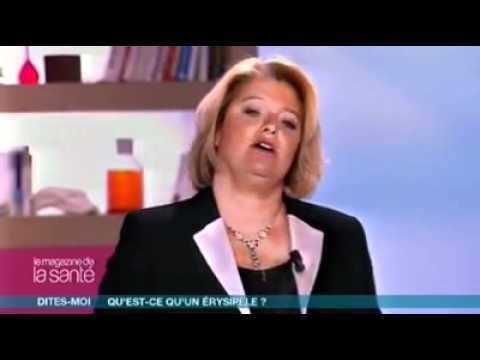 Les symptômes tchesotki et les eczémas