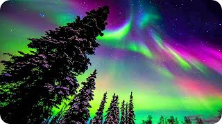 Северное Сияние / Красоты Северного Сияния! Northern Lights /