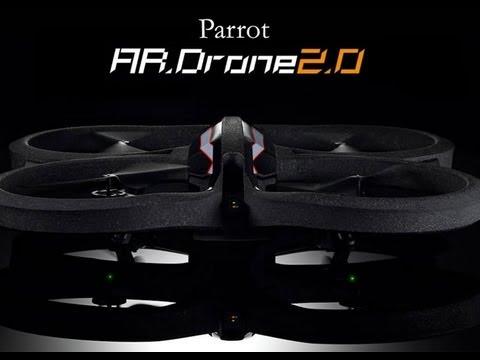comment regler ar drone