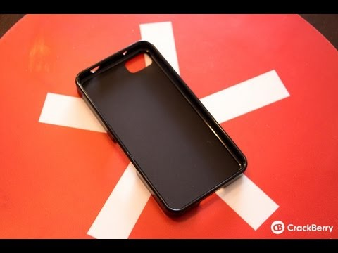 Mobi Products Soft Shell Case for the BlacBerry Z10
