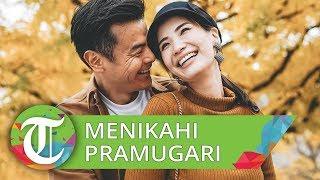 Selain Pasha Ungu, 8 Artis Ini Mempersunting Pramugari Indonesia
