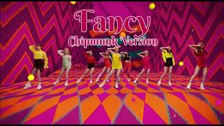 TWICE   FANCY [Chipmunk Version]