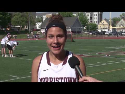 5 19 17 Mt Olive vs Morristown Girls Lacrosse State Playoffs