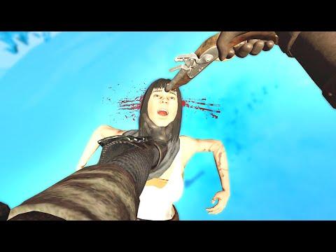 THE DEADLIEST FLINTLOCK PISTOL IN THE WORLD in Blades and Sorcery VR Mods