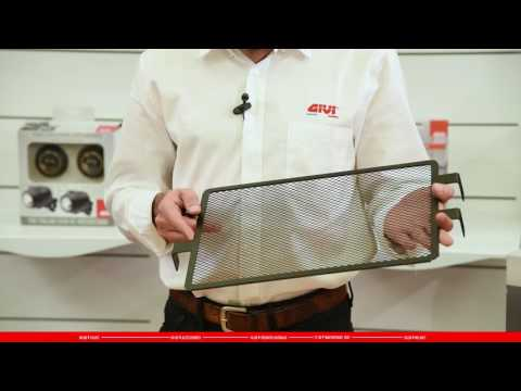 2016 Range of Givi accessories and helmets