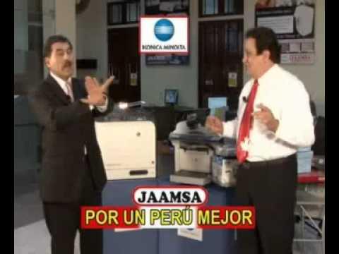 JAAMSA: Promoción Fotocopiadoras - Por un Perú Mejor