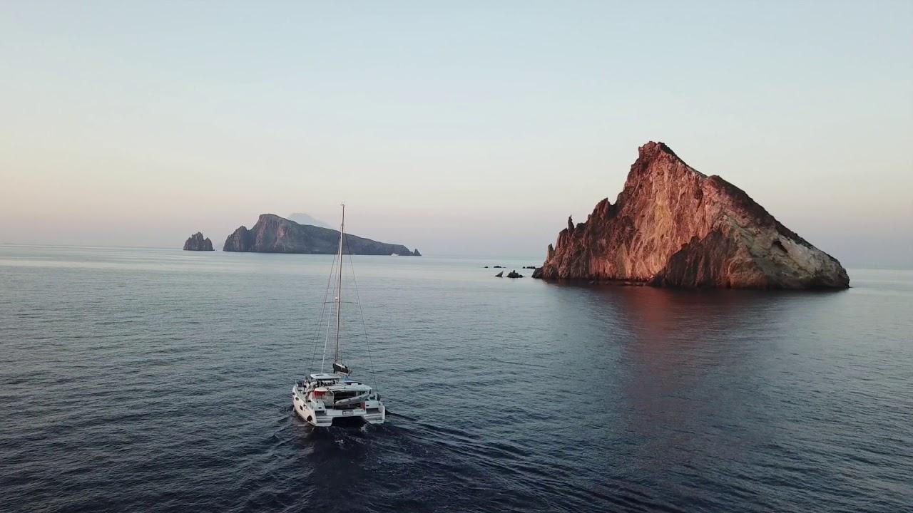 Croisière îles Eoliennes
