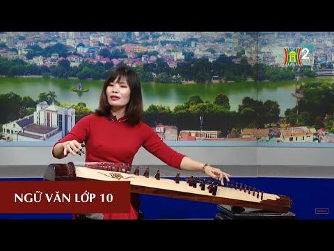 MÔN NGỮ VĂN - LỚP 10 | TÁC GIẢ NGUYỄN DU (TIẾT 1) | 15H00 NGÀY 01.04.2020 | HANOITV