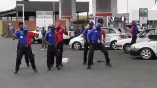 GOBISiqilo VS ENGEN GARAGE WORKERS