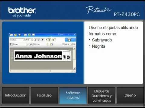 Brother PT-2430PC