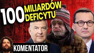 100 Miliardów Deficytu Budżetu Polski ale Nowelizacja Dopiero po Wybory 2020