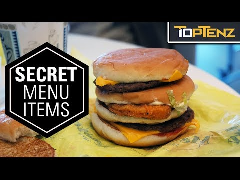 Top 10 Delicious Secret Menu Items That Restaurants Don't Advertise