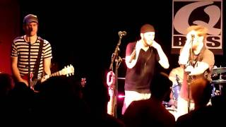 Linoleum & 1234 1234 & The Big Sleep [HD], by Streetlight Manifesto (@ Q-Bus, 15.08.2010)