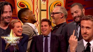 Try Not To Laugh on The Graham Norton Show   Part Six
