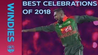 Best Celebrations of 2018 | Vote for Your Favourite!