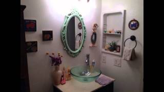 bohemian-bathroom-decor-mirror-bathroom-wall-decor-ideas-