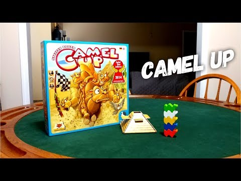 One Board Family Review: Camel Up