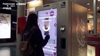 Primeras Smart Vending en explotación