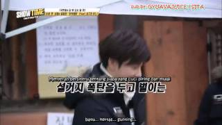 [INDOSUB] INFINITE SHOWTIME EP2 Sunggyu Cut