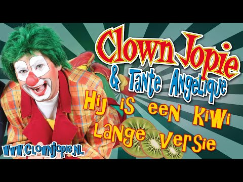 Clown Jopie & Tante Angelique 'Hij is een Kiwi' | JB Productions