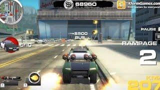 Game đua xe bắn súng 3D cực hay cho PC