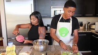 COOKING WITH DK4L | GOURMET MEALS | Kholo.pk