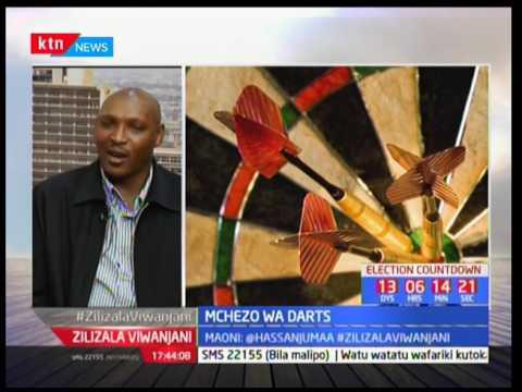 Wachezaji wa mchezo wa darts wataka serikali kuwajibika zaidi: Zilizala Viwanjani