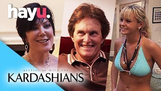 The Nanny Seduces Bruce? | Keeping Up With The Kardashians