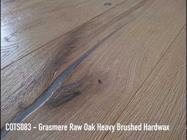 Cracked Distressed Oak